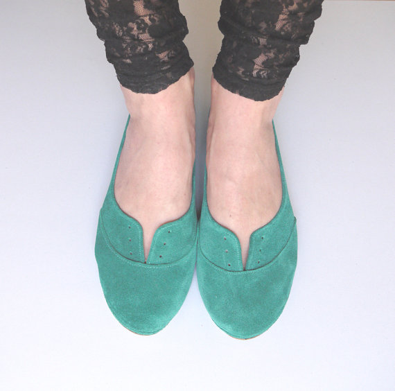 Emerald Handmade Shoes