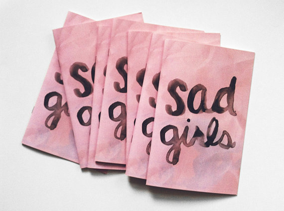 Sad Girls Zine